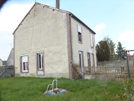 Maison de village Type 4